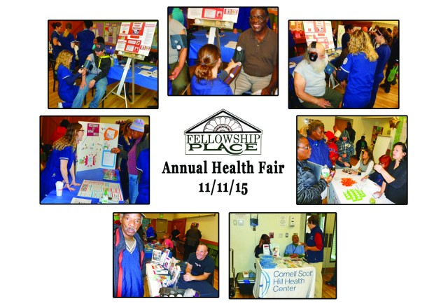 Health Fair Graphic