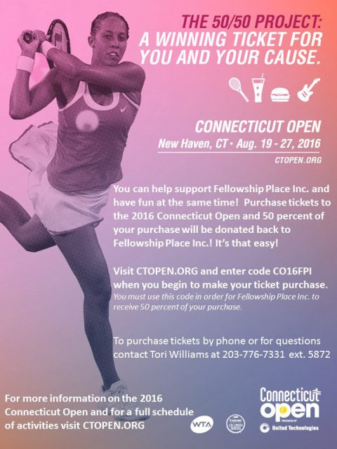 Connecticut Open 50 50