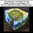 Fellowship Place Artists Will Be Featured at City Wide Open Studios Saturday October 14 and Sunday October 15