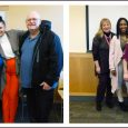 Fellowship Place Employment Program Honorees, at Annual Community Service Networks Ceremony