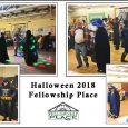 Fellowship Place Celebrates Halloween