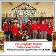 Fellowship Place Celebrates National Wear Red Day