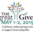 Fellowship Place is Participating in #TheGreatGive 2019