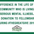 Make a donation to Fellowship Place During #TheGreatGive
