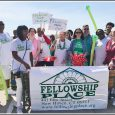 Congratulations to the Fellowship Steppers for participating in the 2019 Walk Against Hunger