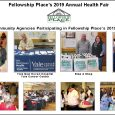 Fellowship Place Holds Annual Health Fair on November 13th